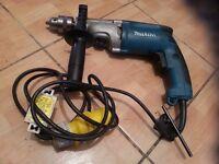 Makita HP 2050 Corded Drill 110v