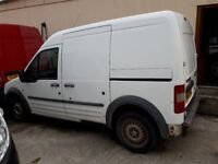 Transit Connect LWB 2004 Long MOT Engine sounding rough Spares/Repair