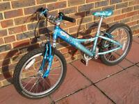 Trek MT60 Girls 20in Children's best entry-level bike (6-9 yrs)