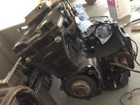 Suzuki GSF650 engine