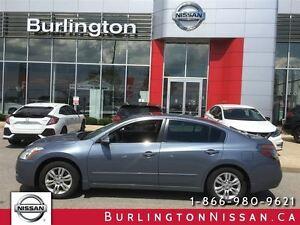2012 Nissan Altima 2.5 SL, LEATHER, ACCIDENT FREE !