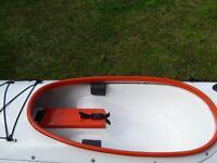 Kaskazi Marlin composite touring/fishing kayak (NOW REDUCED)