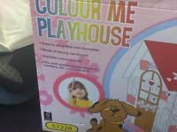 Colour me playhouse