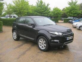 Land Rover Range Rover Evoque Ed4 Pure (black) 2012