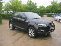 Land Rover Range Rover Evoque Ed4 Pure (black) 2012