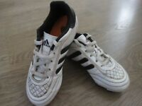Adidas football boots size 13.5