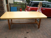Handmade LARGE Dining table