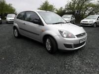 Ford Fiesta 2007, 1.2, FSH+LOW MILEAGE+2 KEYS+1 OWNER+NEW MOT, cheap insurance.