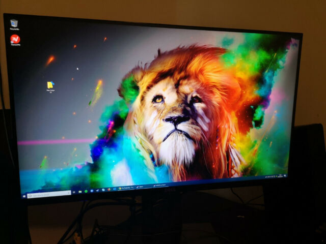 Dell S2716DG - 27 inch, QHD (1440p), G-Sync, 144hz - Gaming Monitor -  Barely Used | in Southampton, Hampshire | Gumtree