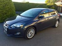 FORD FOCUS 1.6 TDCI DIESEL, 2013, STUNNING CAR, LOW MILES **FINANCE THIS FROM £49 PER WEEK**