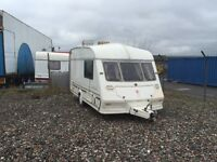Jubilee globe trotter 1998 2 berth light weight in need of some TLC or ideal camper