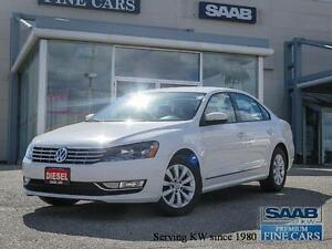 2013 Volkswagen Passat Trendline TDI RARE 6 Spd Manual  Heated s