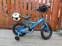 """boys 14""""bike"""