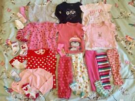 6-12M baby girl bundle £5 15+ items