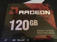 NEW Radeon 120GB SSD.