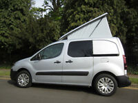 Citroen Berlingo Middlesex Mira campervan