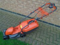 Flymo Rollermo Electric Lawnmower