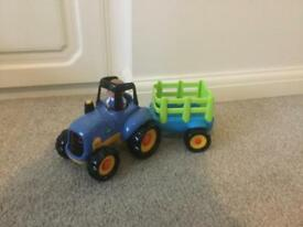 ELC my first tractor