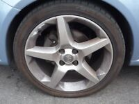 """Wanted two 17"""" Alloy Wheels (Vauxhall)"""