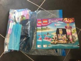 Friends Lego Heartache Lighthouse