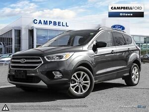 2017 Ford Escape SE MONNROOF-AWD-LOADED-ONLY 1