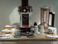 Moulinex Maxima Food Processor and Blender