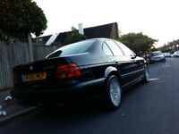 BMW 523i 2000reg petrol automatic for sale or parts, drives well
