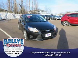 2014 Ford Focus SE! Spoiler! ONLY 63K! Save!