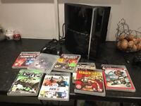 Ps3 loads of games and minecraft great condition