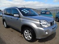 NISSAN X TRAI 2.0 DCi SPORT 4X4 WITH SERVICE HISTORY AND SAT NAV