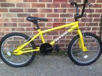 BMX 20 inch wheels