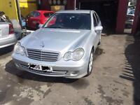 Mercedes benz c180 kompressor