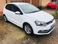 VOLKSWAGEN POLO 1.2 LATEST 2017 IN EXCELLENT CONDITION..