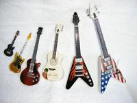 Miniature Guitars