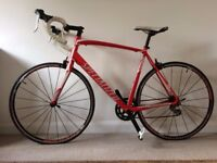 Specialized Allez 2012 58cm XL Red Perfect Condition