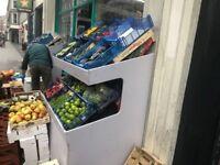 Fruit Display Cabinet