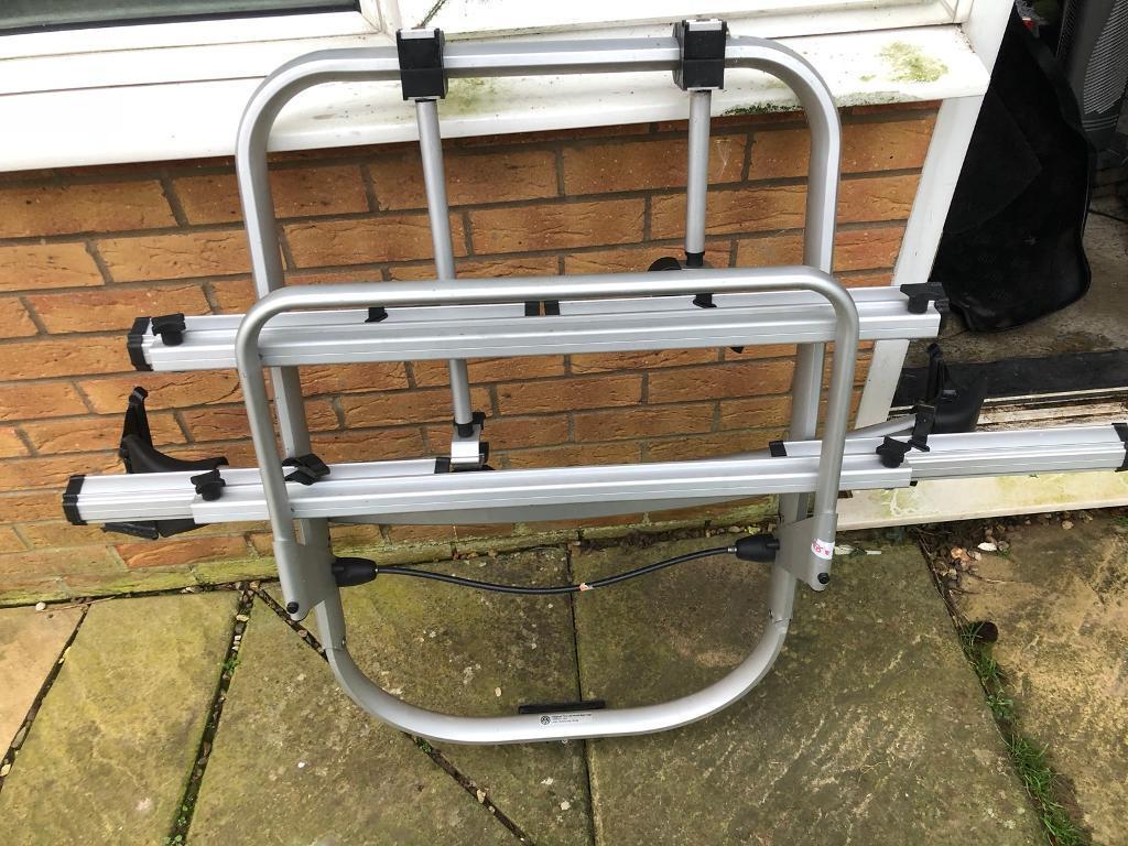 Genuine Volkswagon beetle convertible bike rack