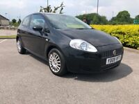 2009 Fiat Grande Punto 1.4 Active 12 months mot. Cheap car