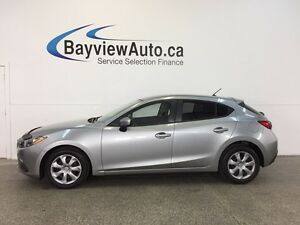 2014 Mazda Mazda3 GX- SKYACTIV! AUTO! A/C! PUSH BUTTON START!