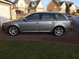 SOLD SOLD SOLD 55 plate-Audi A4 Avant 2.0TDi sline