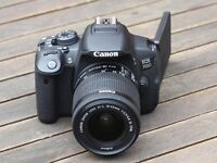 New canon 700d