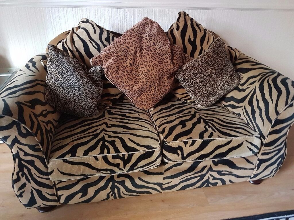 Tiger Print Sofa Hereo Sofa