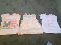 Girls clothes 9-12 month and 12-18months
