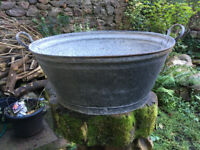 Tin Baths