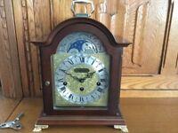 Bracket clock by Franz Hermle