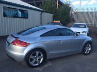 2007 56 AUDI TT 2.0 TFSI COUPE 1 OWNER* *VERY LOW MILES *FULL HISTORY*