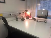Creative Desk Space in Soho