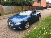 Audi A3 S Line Cabriolet 2.0 TDI S Tronic Automatic Convertible
