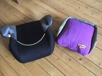 Childs booster seats