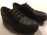 Men's Clarks Active Air Brown shoes